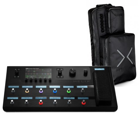 Line 6 HELIX-BACKPACK-K  HELIX Muti-Effects Processor with Backpack  HELIX-BACKPACK-K
