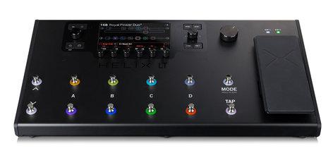 Line 6 HELIX-LT-BACKPACK-K  HELIX LT Muti-Effects Processor with Backpack  HELIX-LT-BACKPACK-K