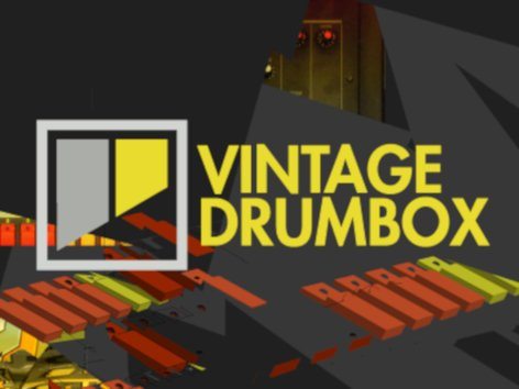 FXpansion VINTAGE-DRUMBOX  Synthesized Analogue Drum Samples [VIRTUAL] VINTAGE-DRUMBOX