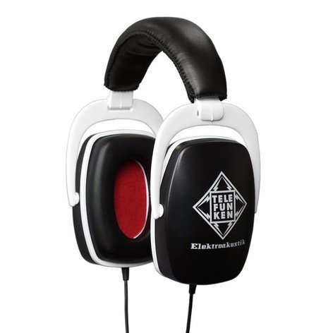 Telefunken THP-29 Extreme Isolation Headphones THP-29