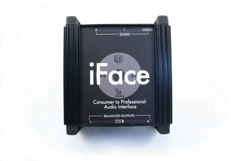 "Pro Co iFace 1/8"" to XLR iPod Interface/Adapter IFACE"