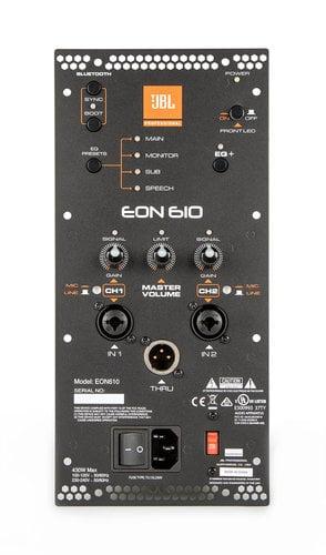 JBL 5046480 Amp Assembly for EON610 5046480