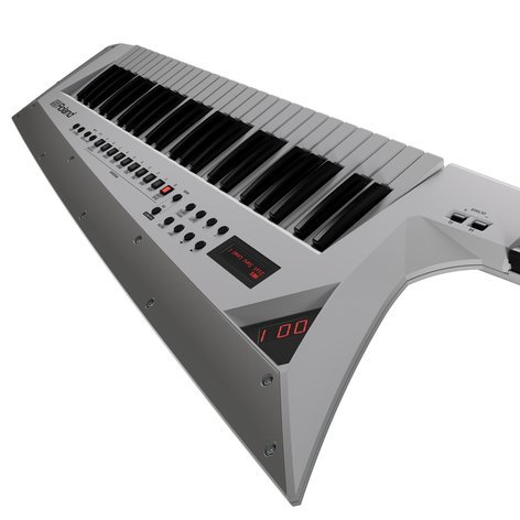 Roland AX-EDGE Keytar With Swappable Edge Blades