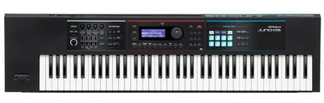 Roland JUNO-DS76 Synthesizer 76-Note Synthesizer