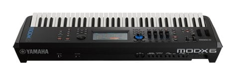 Yamaha MODX6  61 Key Synthesizer MODX6