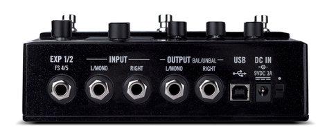 Line 6 HX-STOMP HX Stomp Floor Multi FX Compact Pedal HX-STOMP