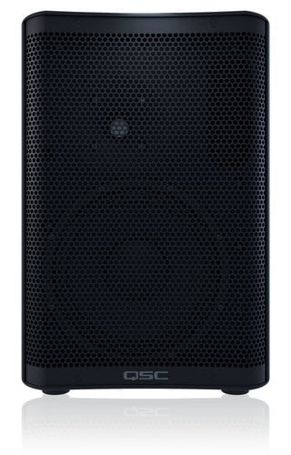 "QSC CP8 8"" 2-Way Active Compact Powered Loudspeakers in Black CP8-NA"