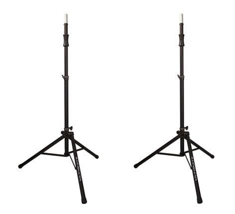"Ultimate Support TS100B-BOGO-PROMO 44""-79"" Air-Powered Speaker Stand TS100B-BOGO-PROMO"