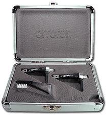 Ortofon Inc Q.Bert Concorde Twin Pack Professional DJ Cartridges (Pair) CC-QBERT-TWIN