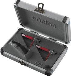 Ortofon Inc Digitrack Concorde Twin Pack Professional DJ Cartridges (Pair) CC-DIGITRACK-TWIN