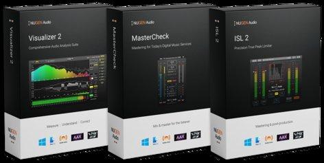 NuGen Audio Modern Mastering Bundle Professional Grade Mastering Bundle  [download]