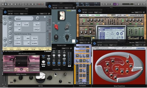 Sound Radix 32 Lives 2 Mac 32- To 64-bit AU And VST Wrapper [download]