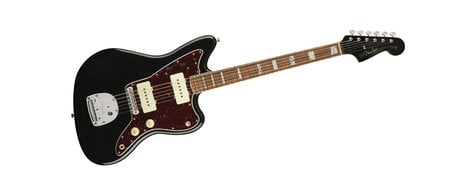 Fender 60th Anniversary Jazzmaster Offset Solidbody Electric Guitar With Pau Ferro Fingerboard