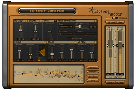 iZotope Nectar 3 Elements Vocal Processing Software [download]