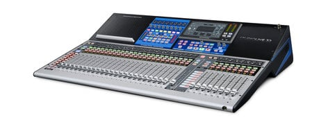 PreSonus STUDIOLIVE-32-BSTOCK 40-Input Digital Console/Recorder With 33 Motorized Faders