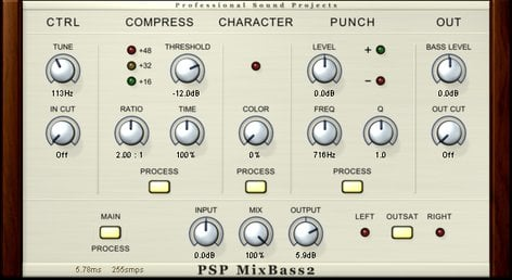 PSP PSP MixPack2 6 High-resolution High Quality Plugins  [download]