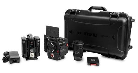 RED Digital Cinema 710-0318 DSMC2 DRAGON-X Camera Kit 710-0318