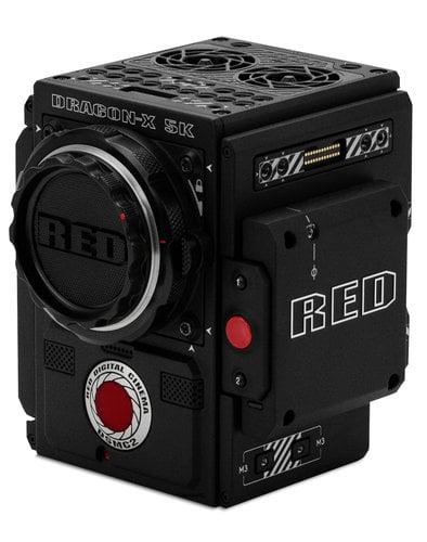 RED Digital Cinema 710-0317 DSMC2 BRAIN w/ DRAGON-X 5K S35 Sensor 710-0317