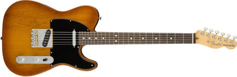 Fender American Performer Telecaster Tele Solidbody Electric Guitar With Rosewood Fingerboard TELE-AMPERF-RW