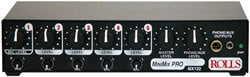 Rolls MX122 MiniMix Pro Mixer MX122