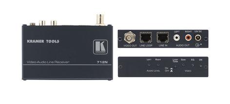 Kramer 712N Transmitter/Receiver Need 711N 712N