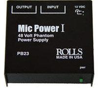 Rolls PB23 48V Phantom Power Supply PB23