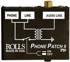 Rolls PI9 Phone Patch II PI9
