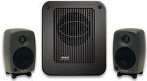 Genelec 8020.LSE System Tri Pack: 2x 8020 speakers & 1x 7050B subwoofer 8020.LSE
