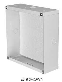 """Quam ES8 Flush Mount Backbox 3-3/4"""" depth ES8"""