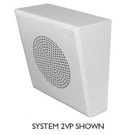 Quam SYSTEM-1-VP Vandal Proof Speaker Assembly SYSTEM-1-VP