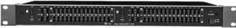 TOA E232 Graphic Equalizer, Stereo, 14 Band, 2/3 Octave E232