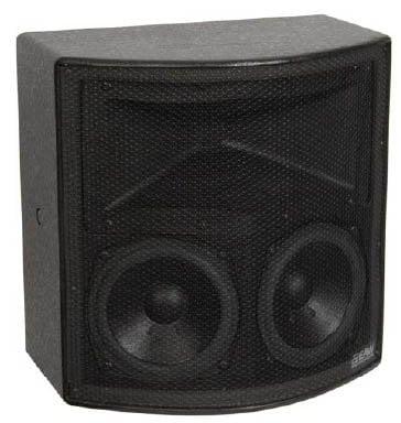 EAW-Eastern Acoustic Wrks UB22Z 2-Way Compact Speaker System in Black UB22Z-BLACK