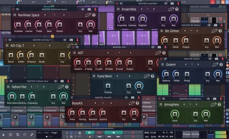 Tracktion Waveform 10 Basic DAW With Unlimited Track Count, Auto-Tune And  Melodyne Essential Included