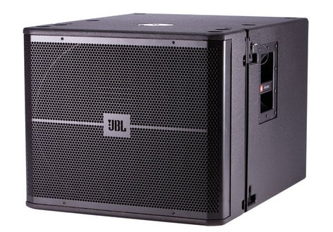 "JBL VRX918S 18"" 800W Line Array Subwoofer in Black VRX918S-BLACK"