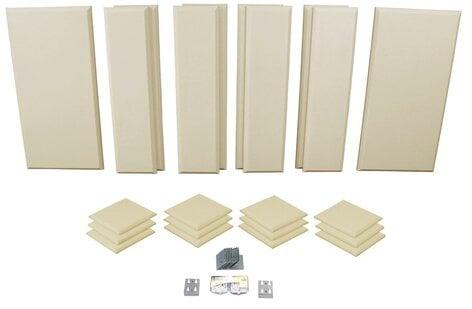 primacoustic london 12 120 sq ft broadway acoustical room kit with 2 broadway panels 8. Black Bedroom Furniture Sets. Home Design Ideas