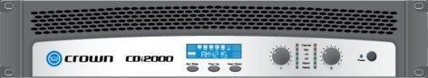 Crown CDi 2000 Dual Channel 800W @ 4 ohms Power Amplifier CDI2000