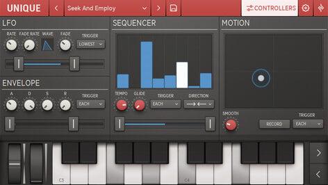 Sugar Bytes Unique Vowel Synthesizer Software Instrument Plugin