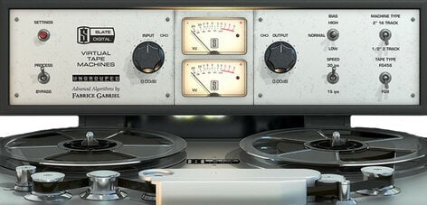 Slate digital virtual tape machines 1. 1. 11. 1 (vst, vst3, aax.