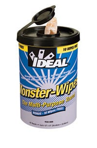 Ideal 38-500 Multi-Purpose Monster-Wipes Towels 38-500