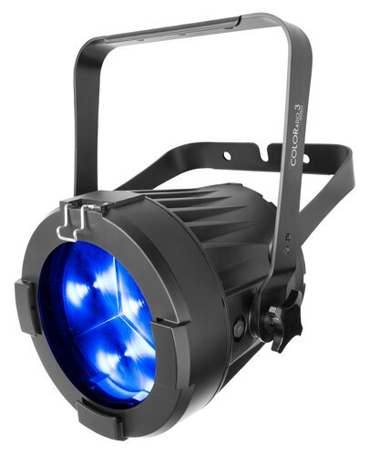 Chauvet Pro COLORADO3SOLO 3 X 60W RGBW LED Par With Motorized Zoom And IP65  Rating