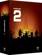 Waves Musicians 2 Music Production Plugin Bundle MUS2NA
