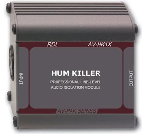 Radio Design Labs AVHK1X Hum Eliminator AVHK1X