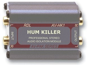 Radio Design Labs AVHK1 Hum Eliminator AVHK1