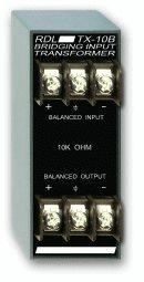 Radio Design Labs TX-10B Bridging Input Transformer TX10B