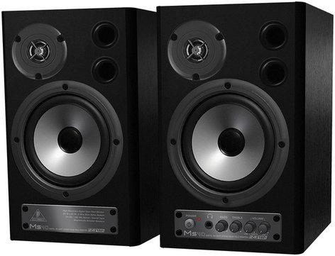 Behringer MS40 Active Digital Monitor Speakers, 20-Watts/ea (Pair) MS40-MONITOR