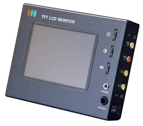 Speco Technologies VMS2 Portable CCTV Installation & Test Monitor VMS2
