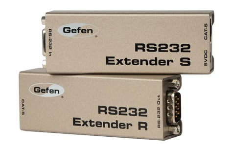 Gefen Inc EXT-RS232 RS232 Extender EXT-RS232