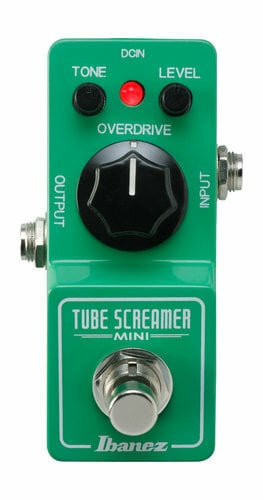 Ibanez TSMINI-DISPLAY Tube Screamer Mni Pedal
