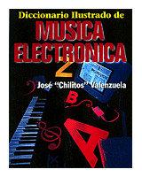 Hal Leonard 00330246 Diccionario Illustrado de Musica Electronica - Book, Spanish 00330246