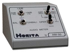 Horita AM50 Am 50 On-Screen Audio VU Meter AM50